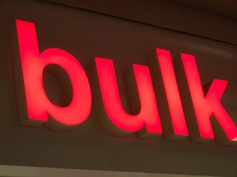 bulk food shop