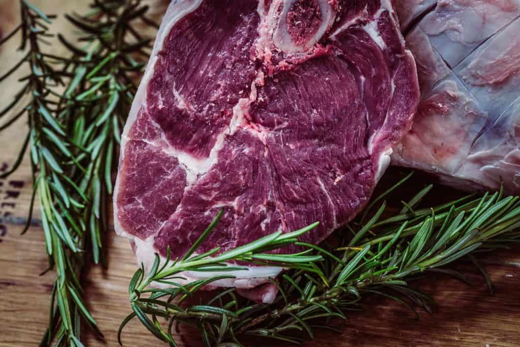 grass fed steak from an online butcher